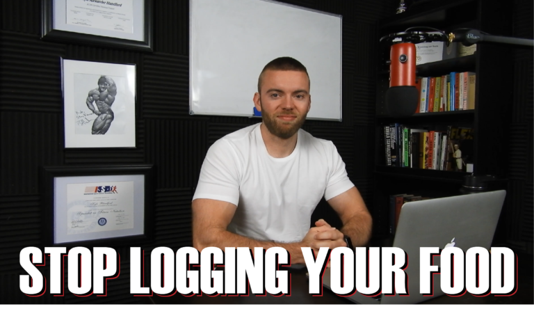 Stop Logging Your Food
